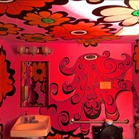 Roxie Theater Murals – Megan Wilson