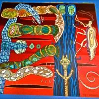 Roxie Theater Murals – Stev Sechovec