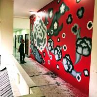 Bangkit/Arise – Jet Martinez mural @ ISI