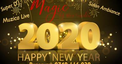 Super Music New Year Party 2020 la Magic Ballroom by Hop Garden