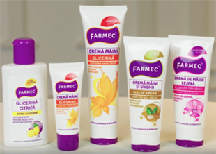 Crema de maini farmec