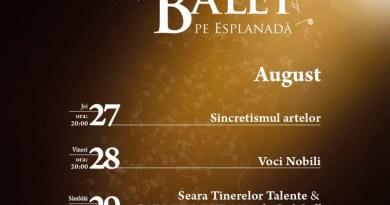 """""""Seri de Operă și Balet pe Esplanadă"""" deschide Stagiunea 2020-2021 a Operei Naționale București"""