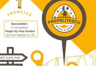 Prepelitescu-Hop Garden