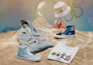 Nickelodeon și Vans lansează colecția de haine, accesorii și încălțăminte inspirată de SpongeBob SquarePants