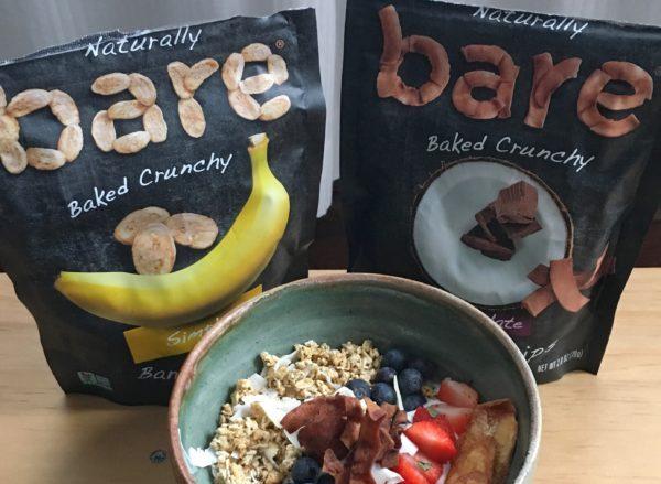 Bare Snacks Yogurt Bowl