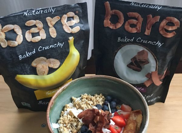 Bare Snacks Yogurt Bowl