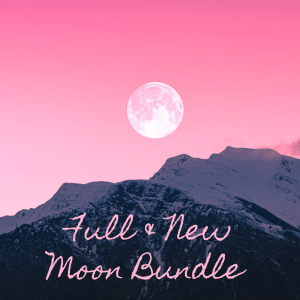 Full & New Moon Bundle with Clarissa Mae