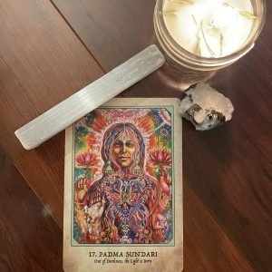 Oracle Card Reading with Clarissa Mae