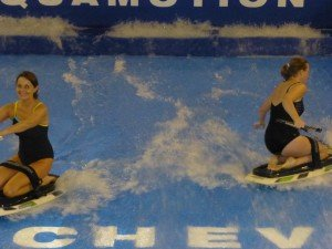 AQUAMOTION COURCHEVEL SURF'IN