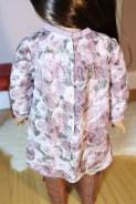 Knit Trimmed Shift Dress- $24