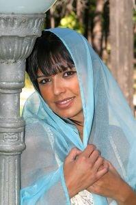 Algerian girl is beautiful