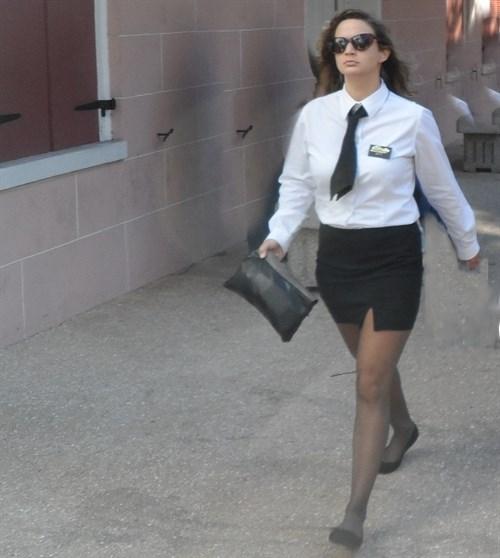 Hotel working girl