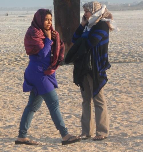 Middle eastern women look like