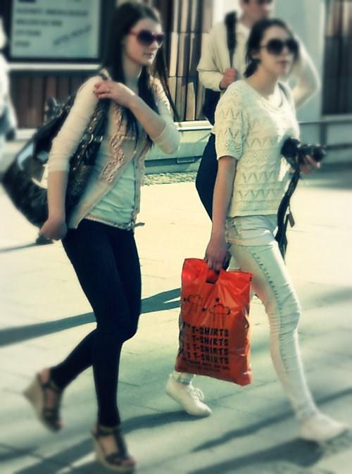 Polish girls in Ireland