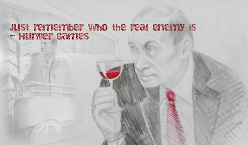 Putin is a thug