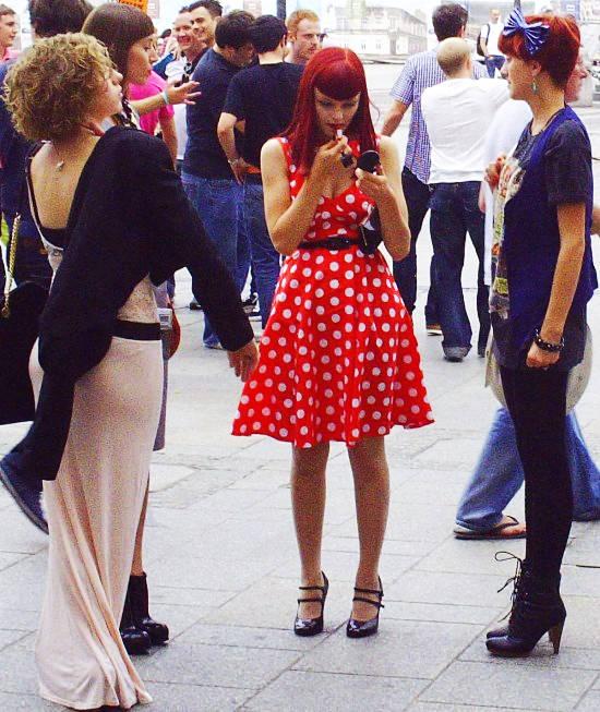 Russian girls models