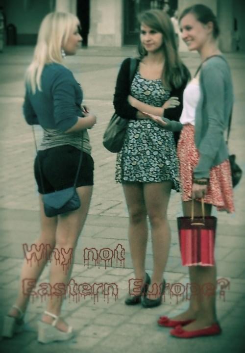 Czech girls blonds