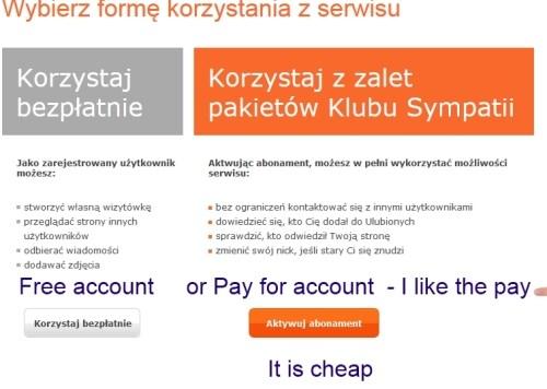 Free dating Poland