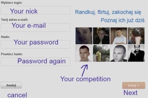 Polish dating website free