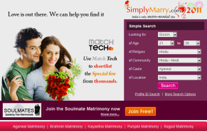 Indian girls simply marry