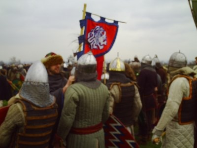 Knights of the Medieval times