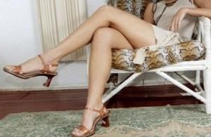 Russiann girls longest legs