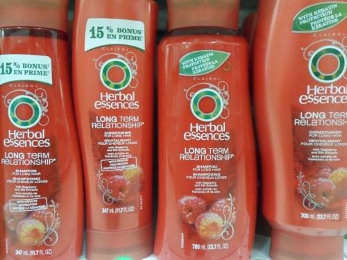 phones and shampoo shapes