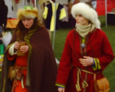 Girls of the Middle Ages
