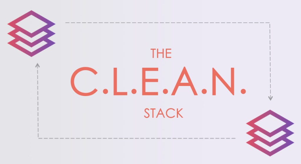 Clarive CLEAN stack