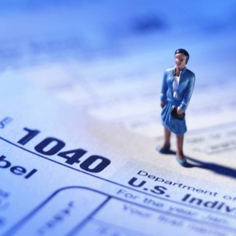 What to do when you can't pay your federal taxes