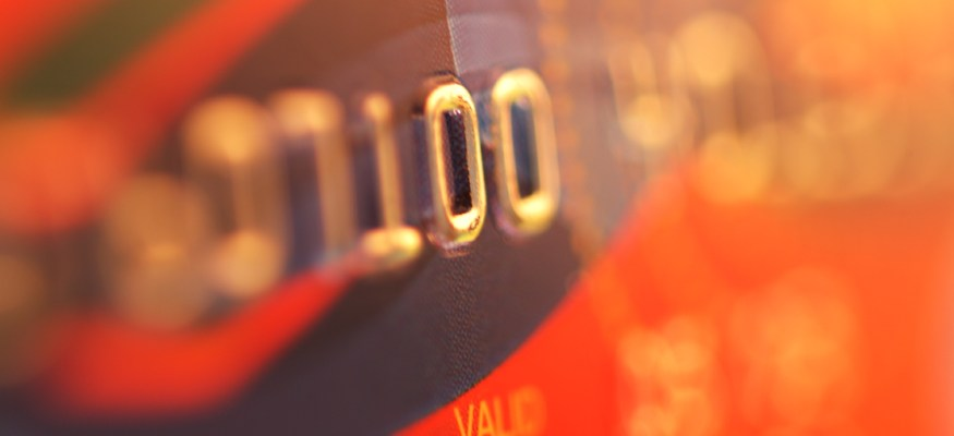 AMEX, Bank of America using smart chip tech in credit cards