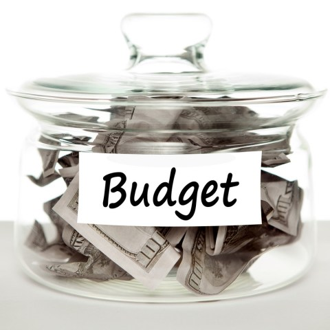 Make a budget part of your goals for 2013