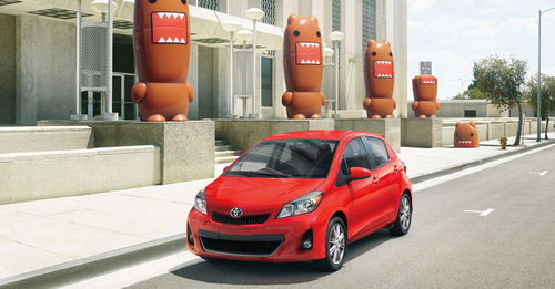 Smaller cars offer great fuel economy, great prices
