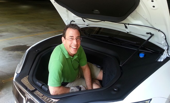 Why I decided to buy a Tesla S