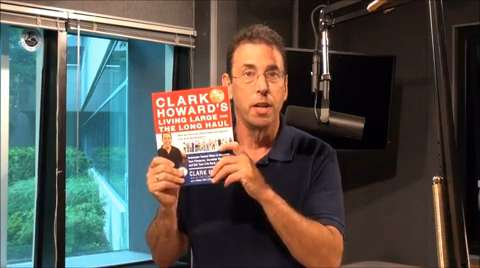 Clark Howard's New Book: Living Large for the Long Haul