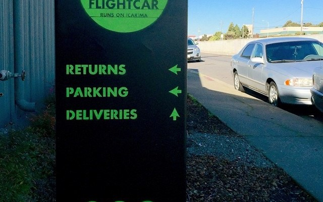 Discount rental car company on the rise
