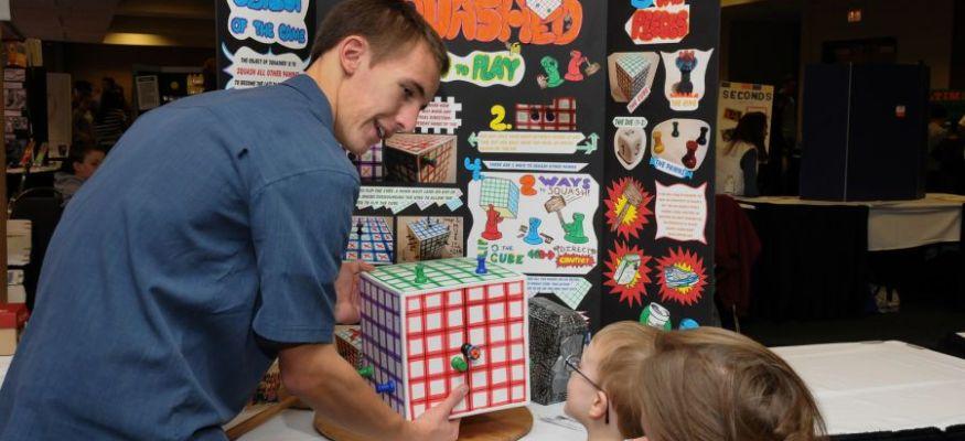 Google Sci Fair showcases promising teens