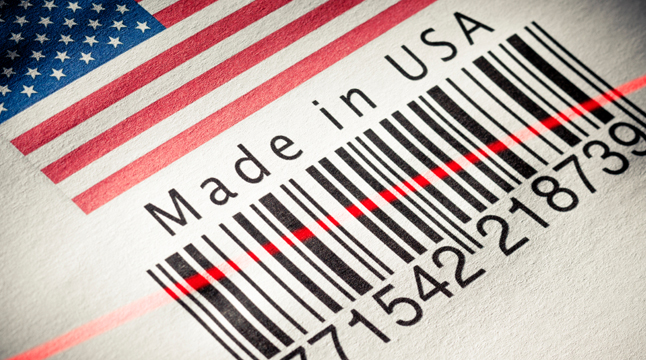 "Would you pay more for the ""Made in America"" label?"