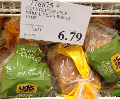 10 ways to save money on gluten-free food