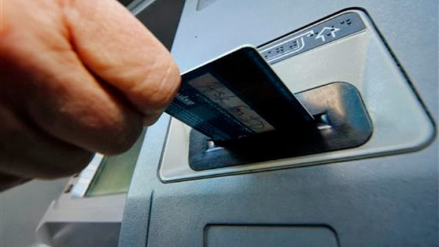 ATM Warning: Trade Convenience for Security