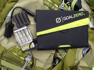 Goal Zero Portable Solar Panel Review