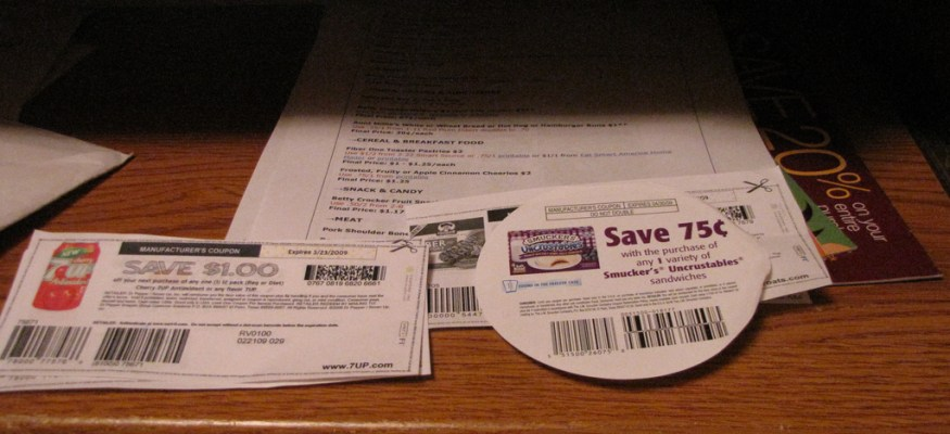 3 Ways To Put Coupons in Timeout and Still Save on Food