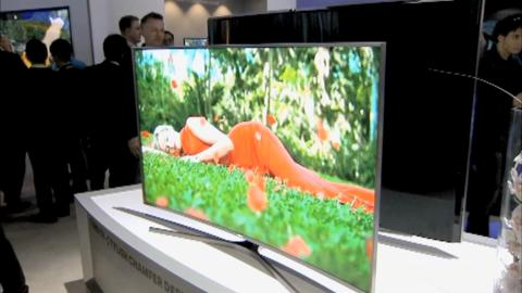 Clark looks at 4K TVs @ CES 2015