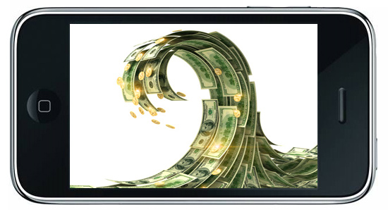 Cheaper Cell Phone Bills Will Be the Wave of the Future