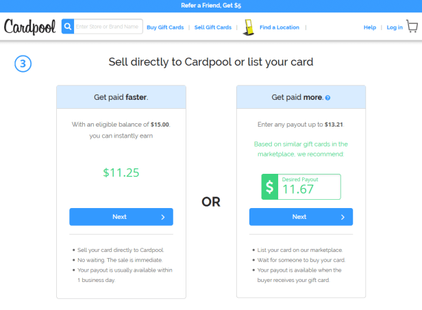 How To Make The Most Money When You Sell Your Gift Cards