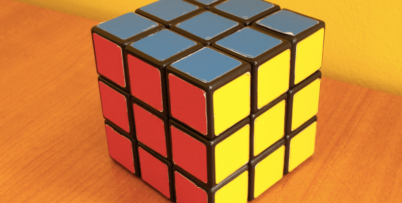 Watch a teen become the Rubik's Cube World Champ in 6 seconds