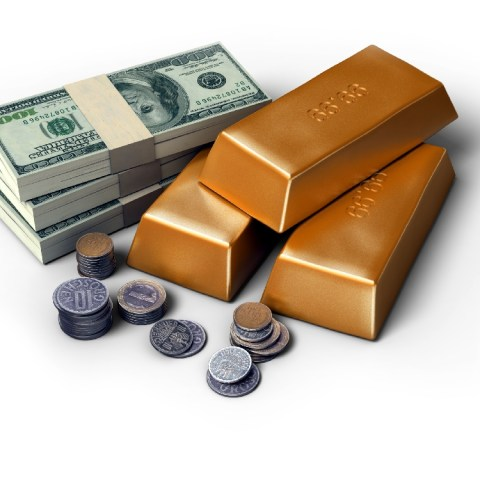 Clark's golden rule for investing in gold