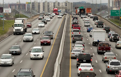 12 worst cities for traffic