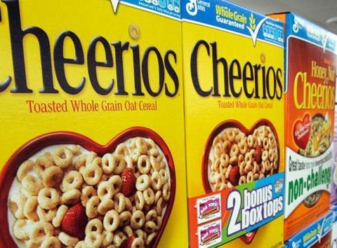 General Mills recalls 1.8 million boxes of Cheerios