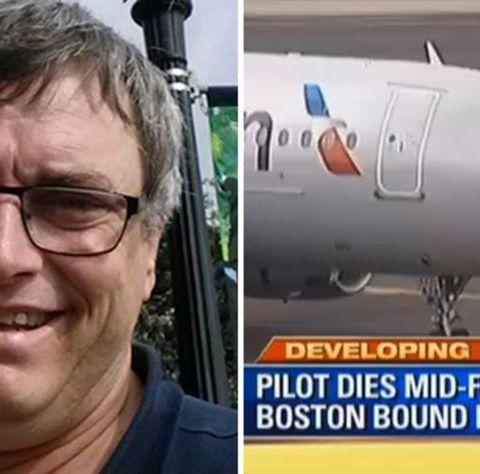 American Airlines pilot dies mid-flight on Boston-bound plane